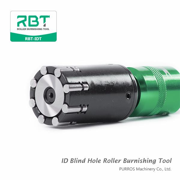 ID Blind Roller Burnishing Tool Manufacturer & Supplier