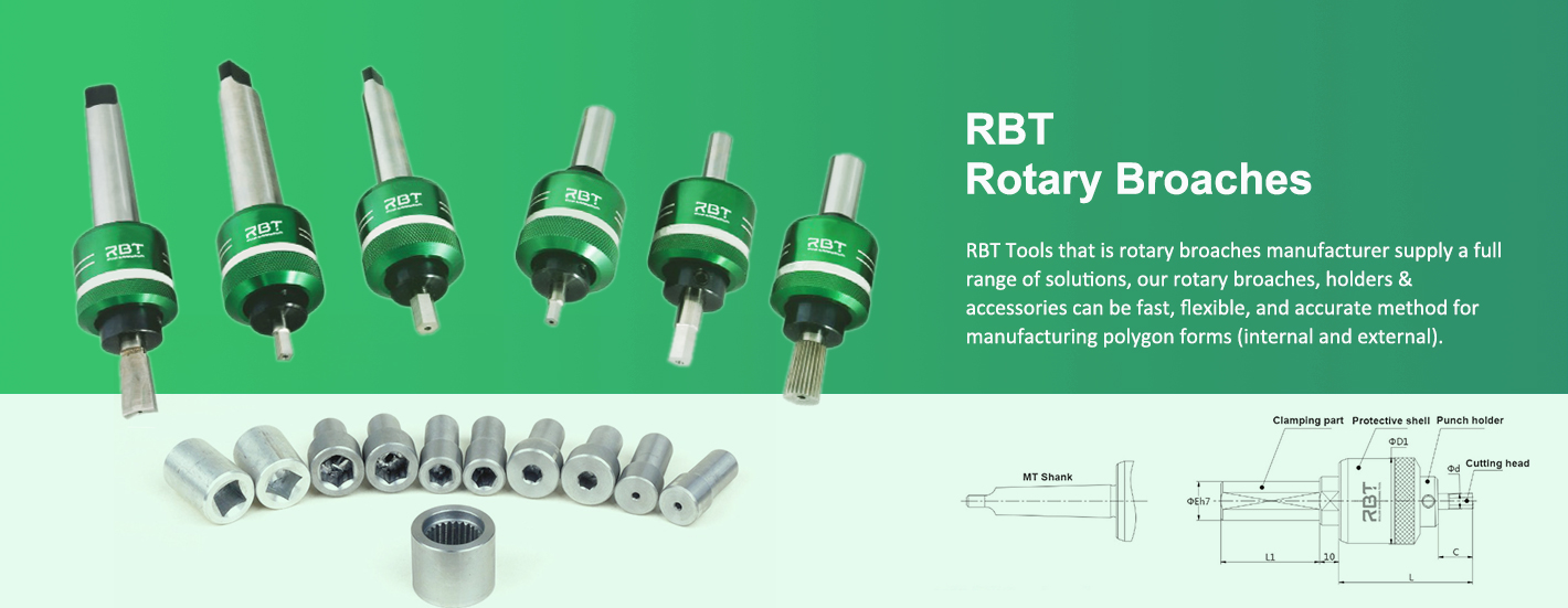 Rotary Broaches